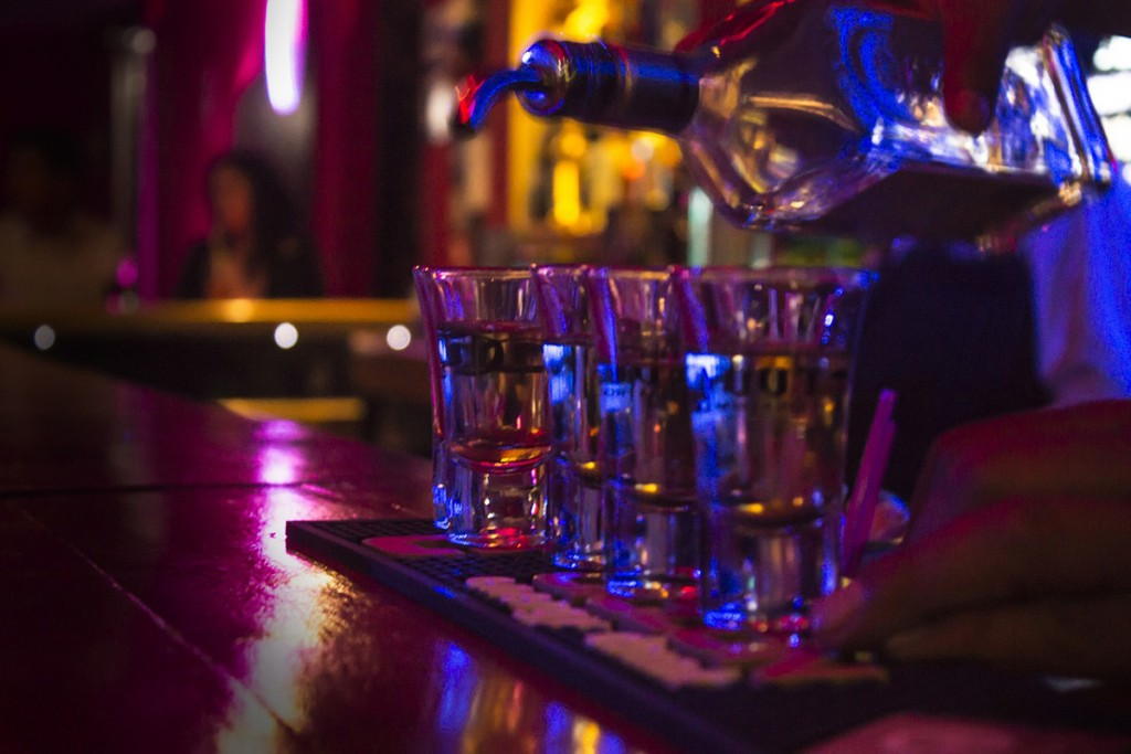 キャバクラで人気な定番のお酒